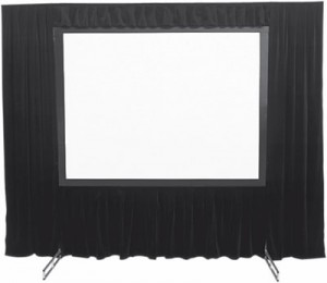 Projection Screen - Drape Kit