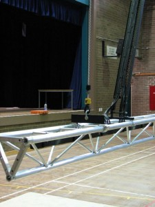 Theatre, Stage and Studio Machinery and Equipment