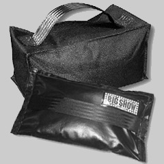 Sand bags and Shot bags