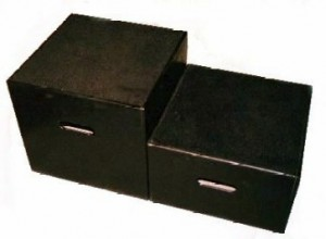 Custom Made Drama Boxes for Theatre and Stage