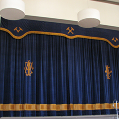 Theatre Drapes / Stage Curtains